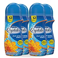 Deals on 4CT Purex Crystals in-Wash Fragrance and Scent Booster 15.5oz