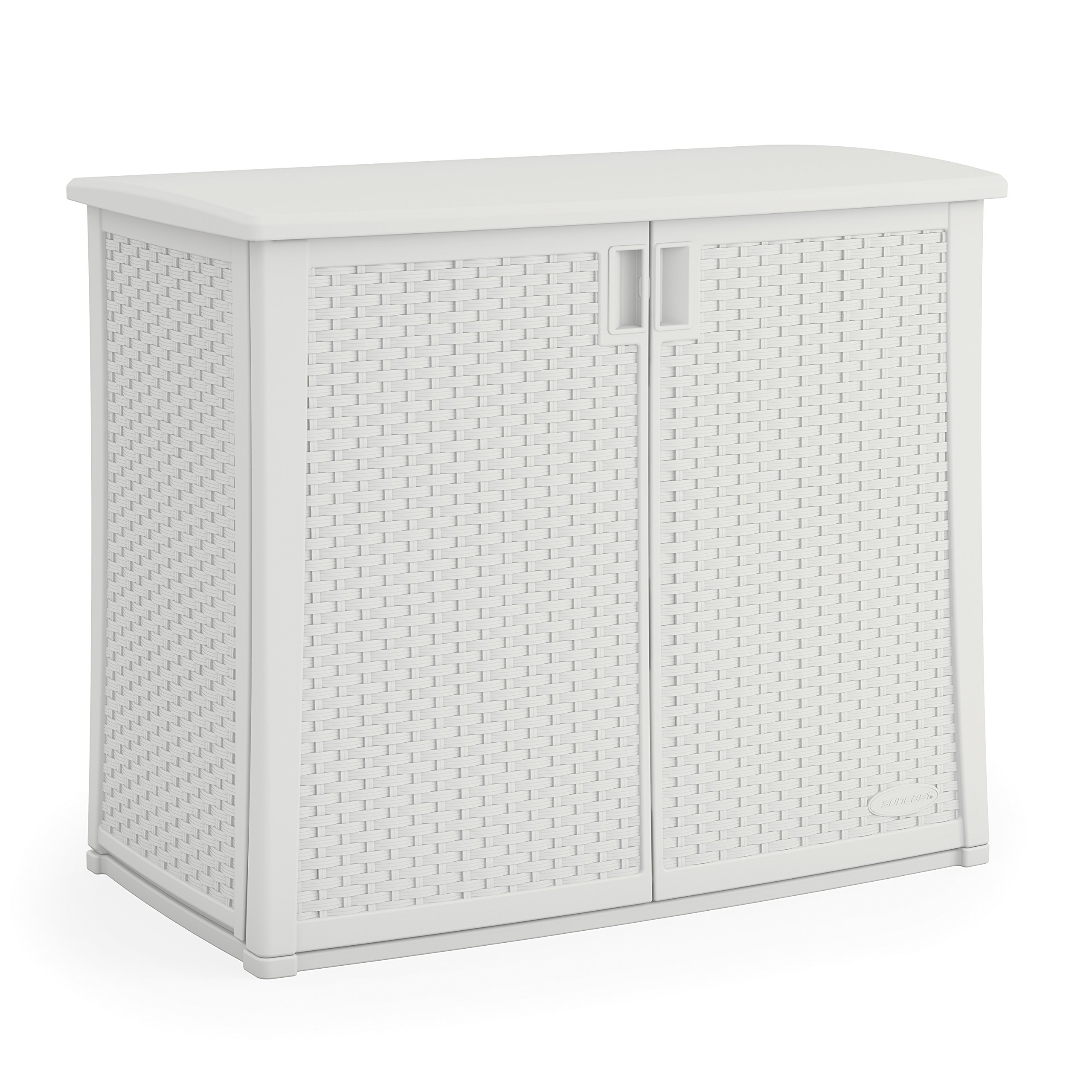Suncast BMOC4100WD Elements Outdoor 40'' Wide Cabinet, White