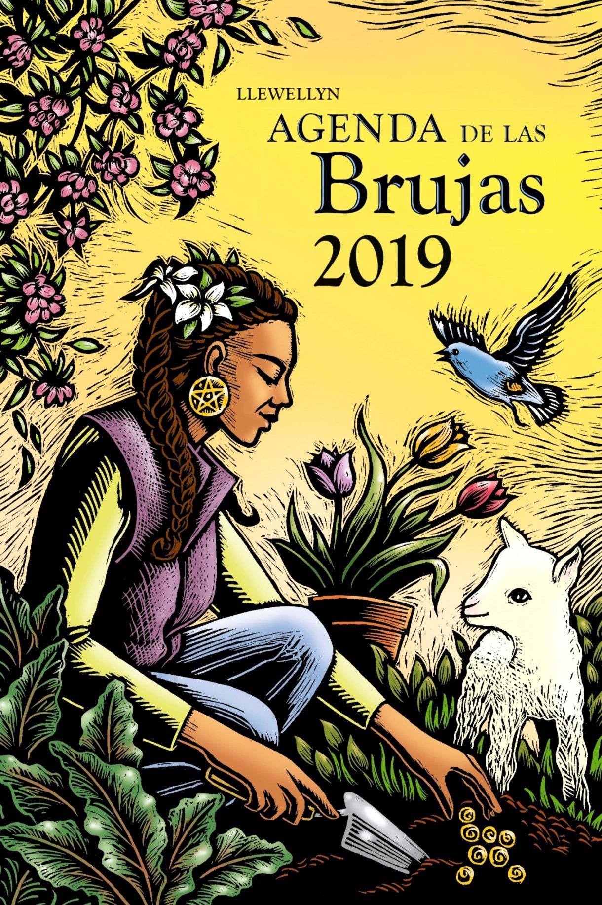 Agenda de Las Brujas 2019 (Spanish Edition): Llewellyn ...