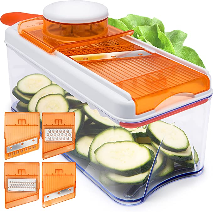 Restehalter Fingerschutz für Küchenhobel Schutzhalter Finger Schutz Kunststoff