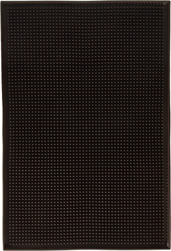 Winco Service Mats, 18 by 12-Inch, Brown