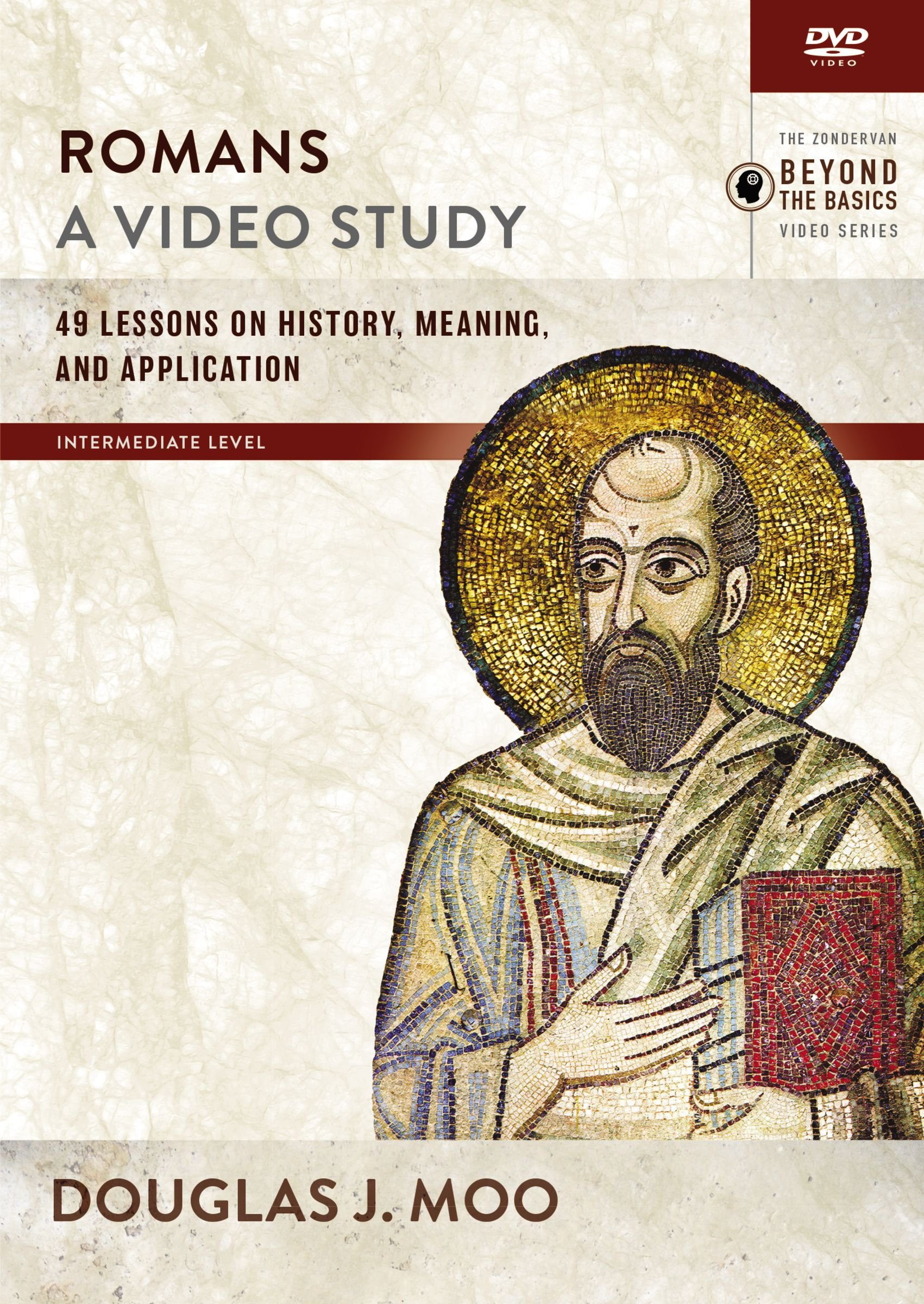 Romans, A Video Study: 49 Lessons on History, Meaning, and Application by HarperCollins Christian Pub.