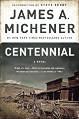 Centennial: A Novel Kindle Edition