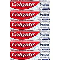 6-Pk. Colgate Baking Soda & Peroxide Whitening Toothpaste
