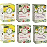Traditional Medicinals Everyday Herbals Variety Pack, 6 Pack