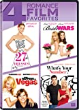 27 Dresses / Bride Wars / What Happens in Vegas / What's Your Number Quad Feature
