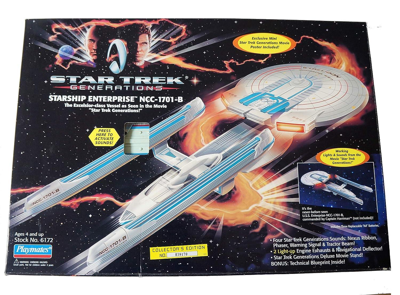 Star Trek Generations Starship Enterprise NCC-1701-B