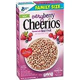 Cheerios Very Berry Cereal Box, 18.5 oz