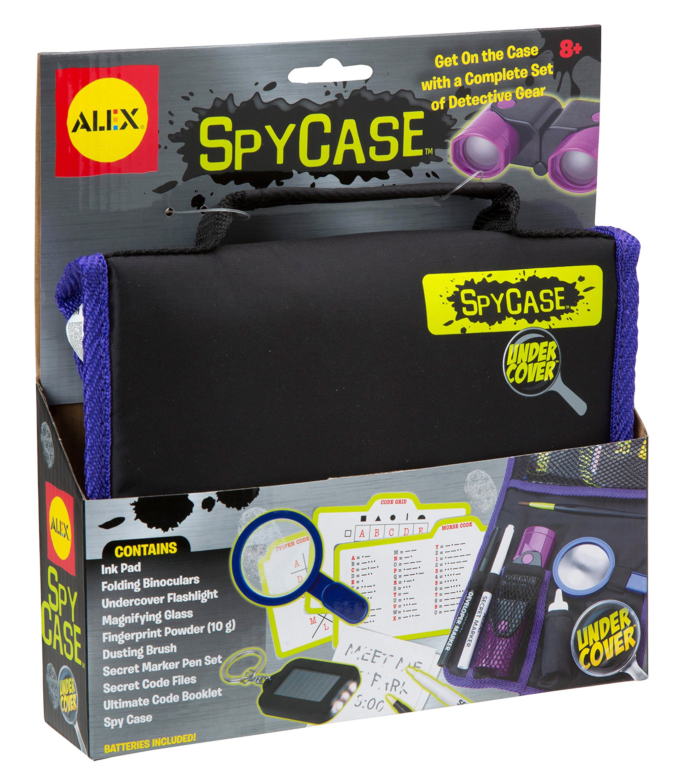 ALEX Toys Undercover Spy Case Detective Gear Set by ALEX Toys