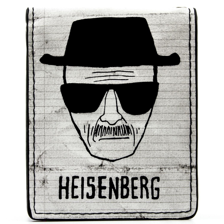 AMC Breaking Bad Walter White Heisenberg bianco portafoglio 27554