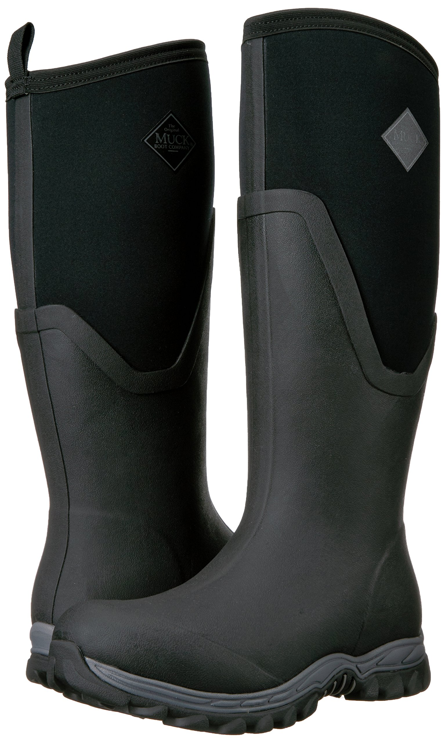 Muck Boot Women's Arctic Sport II Tall Snow Boot, Black, 7 US/7 M US by Muck Boot (Image #6)