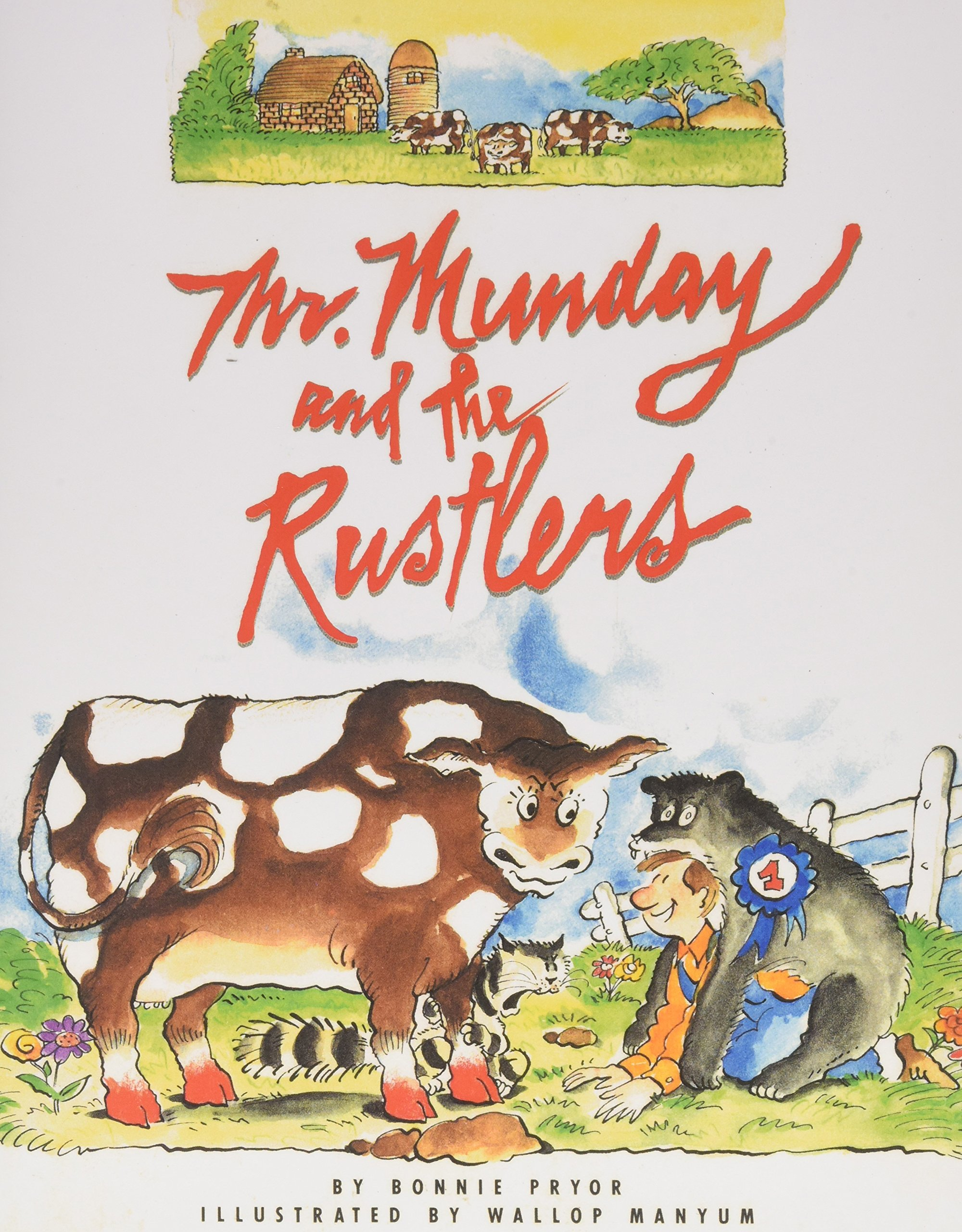 Download Mr. Munday and the Rustlers pdf