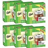 Ball Regular Mouth Jar Lids (6 Pack)