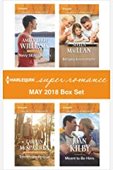 Harlequin Superromance May 2018 Box Set: Navy SEAL's Match\Tennessee Rescue\Bringing Emma Home\Meant to Be Hers Kindle Edition