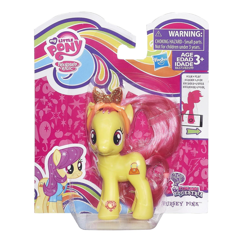 My little pony friendship is magic pursey pink figure amazon my little pony friendship is magic pursey pink figure amazon toys games mightylinksfo