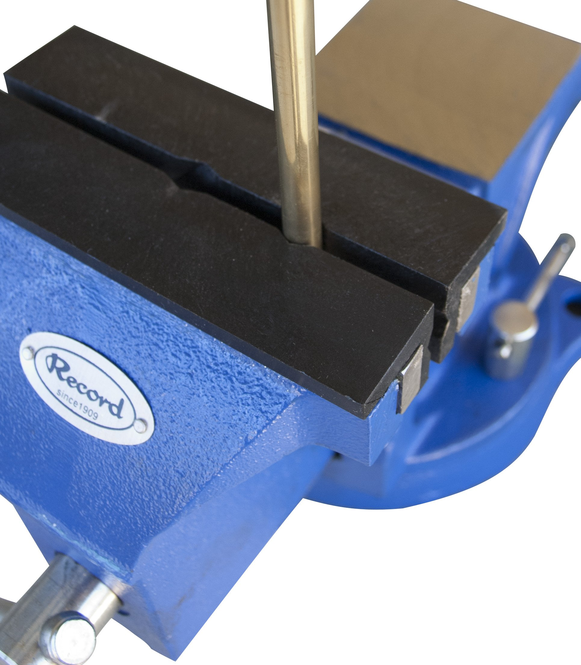 Vise Jaws - Nylon, Multipurpose 6'' - Use on any Metal Vise, Magnetic Reversible Pads (2 Sets in 1), Clamp Flat or Round Products - Available in 4'' or 6'' by JCL PRODUCTS (Image #5)