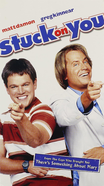 Stuck on You [USA] [VHS]: Amazon.es: Matt Damon, Greg Kinnear ...