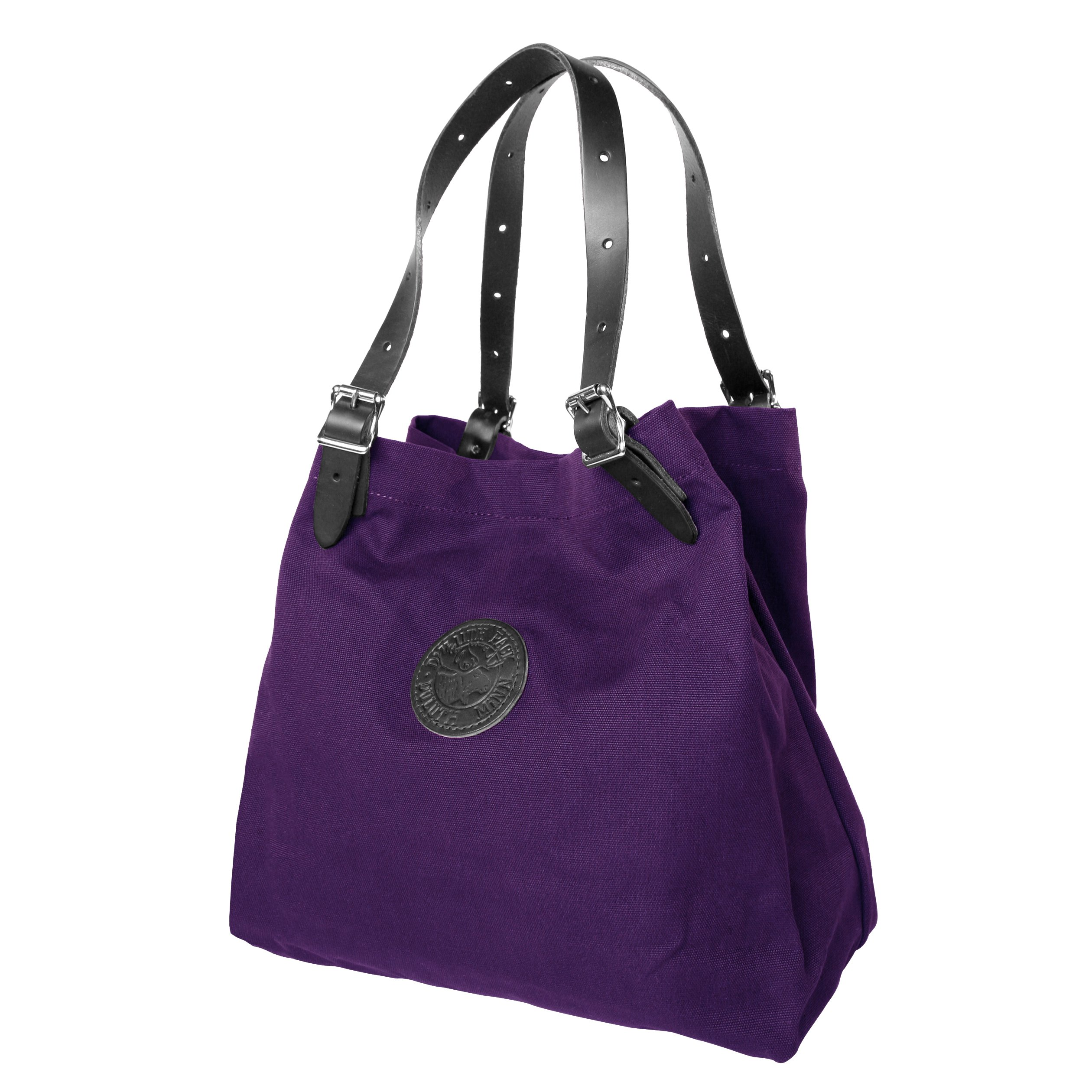 Duluth Pack Market Tote (Purple)