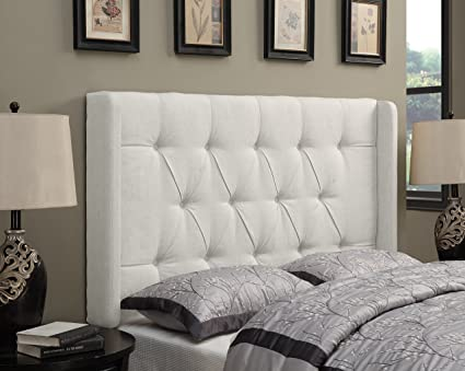 finish headboard headboards buckwheat upholstered button king tufted bed size buy for