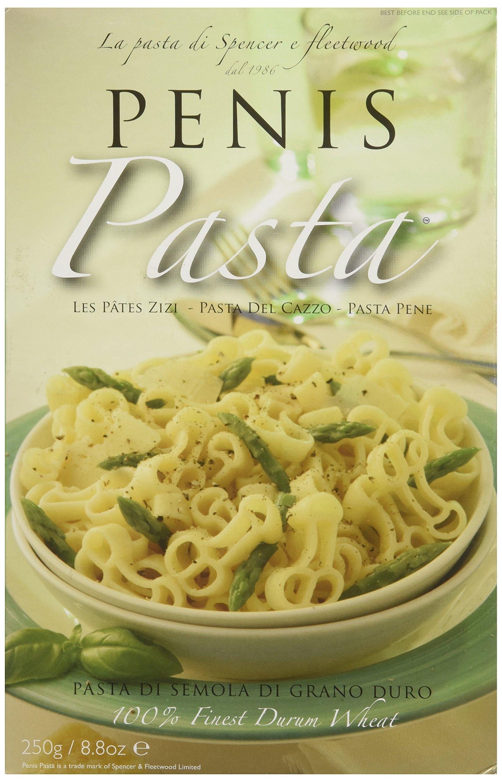 OMG International Pecker Pasta, 1 Pack (8.8 Ounces)