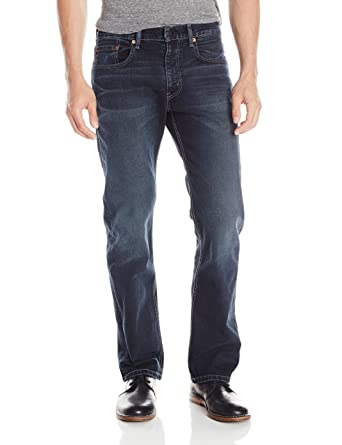 6cf267a1967302 Levi's Men's 559 Relaxed Straight Fit Jean - 29W x 30L - Navarro - Stretch