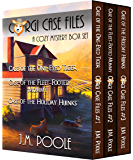 Corgi Case Files Boxed Set:  Books 1 - 3: A Cozy Mystery Boxset