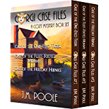 Corgi Case Files Boxed Set:  Books 1 - 3: A Cozy Mystery Boxset (English Edition)
