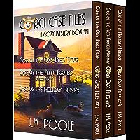 Corgi Case Files Boxed Set:  Books 1 - 3: A Cozy Mystery Boxset