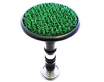 starlingukpk Quality Falconry Block/Falconry Perch With Astro Turf