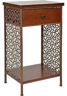 Kommode design holz  Kommode Schrank Antik Vintage Industrie Design Holz mit Metall ...
