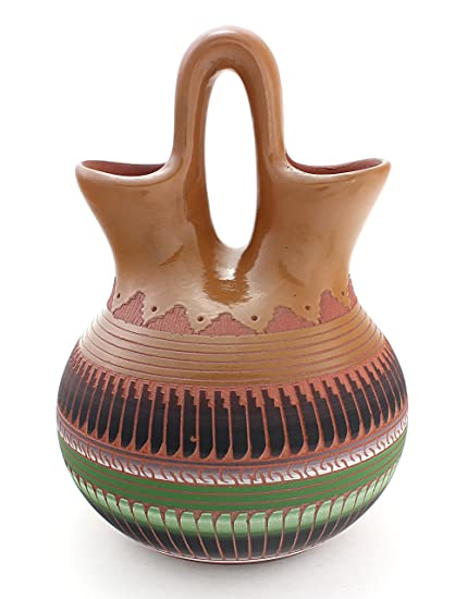 bb055037bd Image Unavailable. Image not available for. Color  Navajo Indian Pottery ...