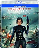Resident Evil: Retribution [Blu-ray 3D + Blu-ray] (Bilingual)