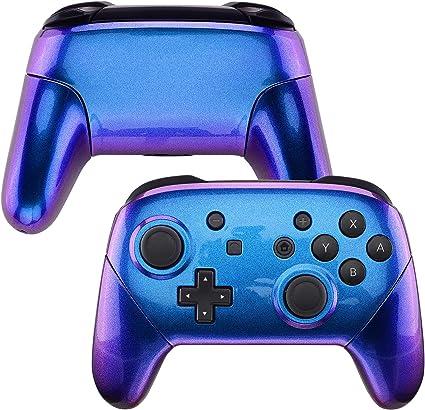 eXtremeRate Carcasa Agarre para Nintendo Switch Pro Funda ...