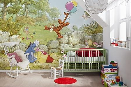komar disney winnie the pooh winnie pooh ballooning wallpaper mural rh amazon co uk Winnie the Pooh Quotes Original Winnie the Pooh