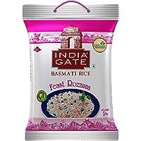 INDIA GATE Rozanna Basmati Rice, 5 kg