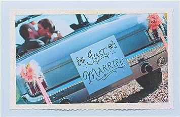 Joy American Greetings Wedding Card