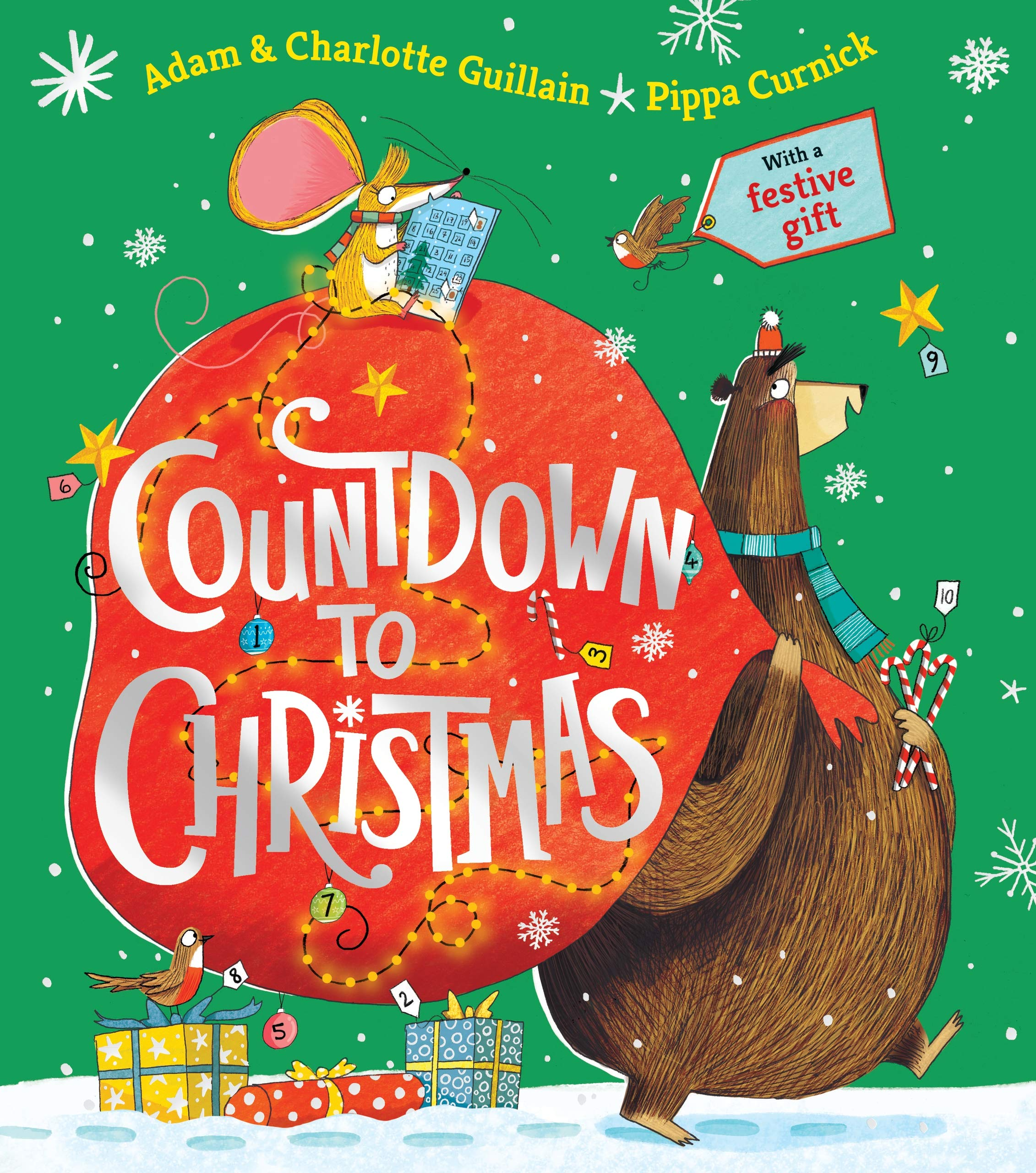 Countdown To Christmas.Countdown To Christmas Amazon Co Uk Adam And Charlotte