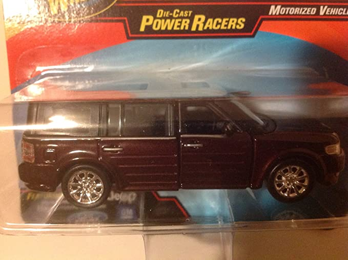 Amazon Com Adventure Wheels  Ford Flex Maroon White Roof Toys Games