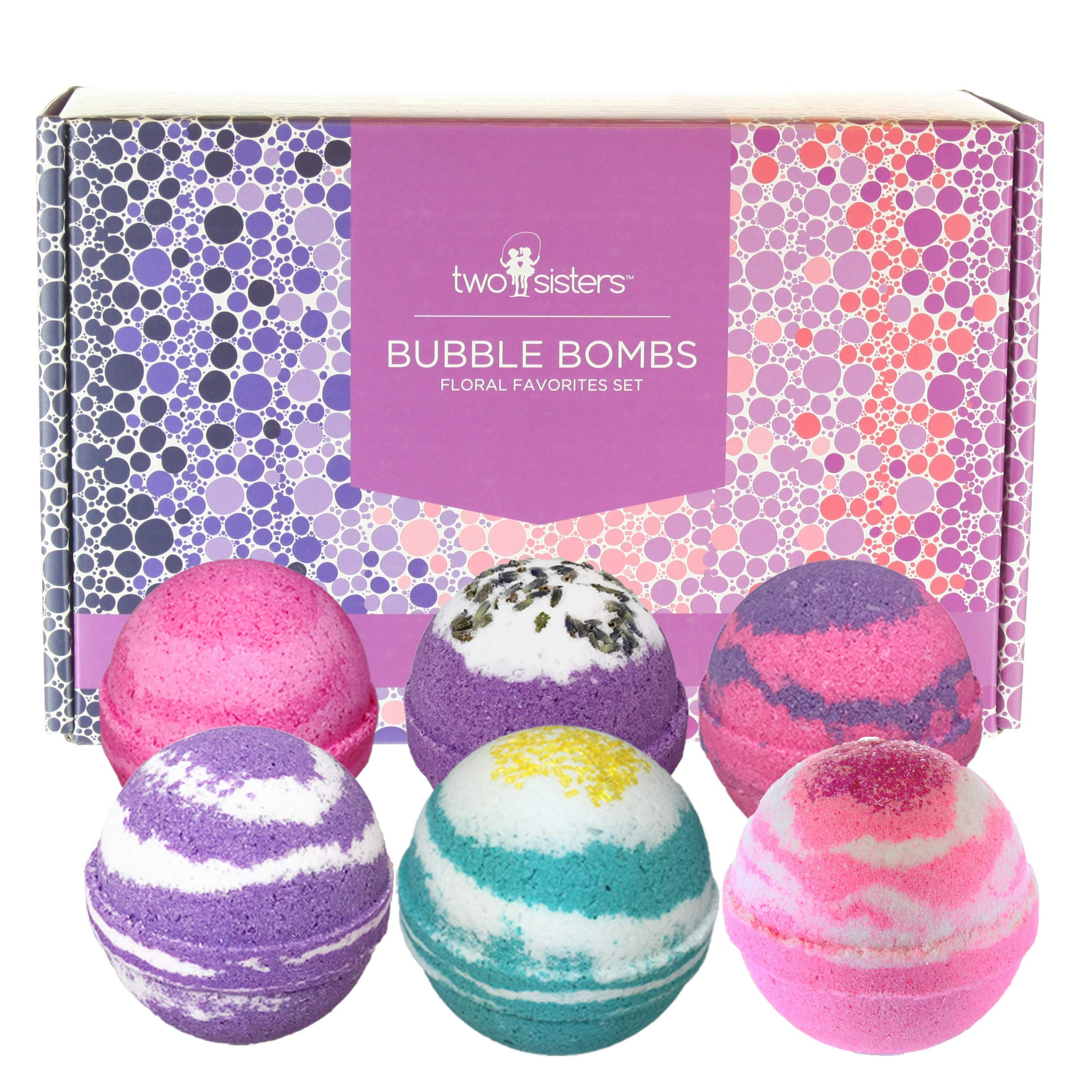 Bath Bombs & Fizzies Cocoa Butter Bath Bomb Truffles Gift Set Bath & Body Gifts For Birthdays,christmas,teacher