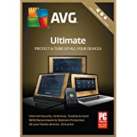 AVG Ultimate 2018 Unlimited 2 Years [Online Code]