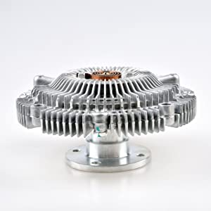 Mechapro 2664 Premium Engine Cooling Fan Clutch for Nissan Frontier Pathfinder Xterra QX4 Q45 3.0L 3.3L 4.5L