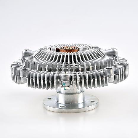 mechapro 2664 A Motor Ventilador de refrigeración del embrague para Nissan Frontier Pathfinder Xterra QX4 Q45
