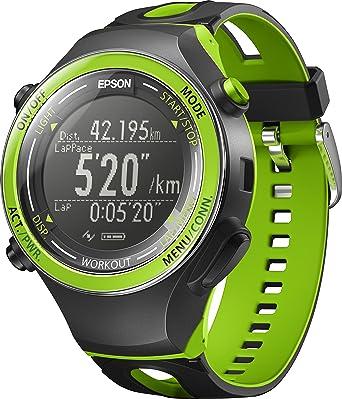 c32cf09874 [エプソン リスタブルジーピーエス]EPSON Wristable GPS 腕時計 ランニングウォッチ GPS機能 SF-