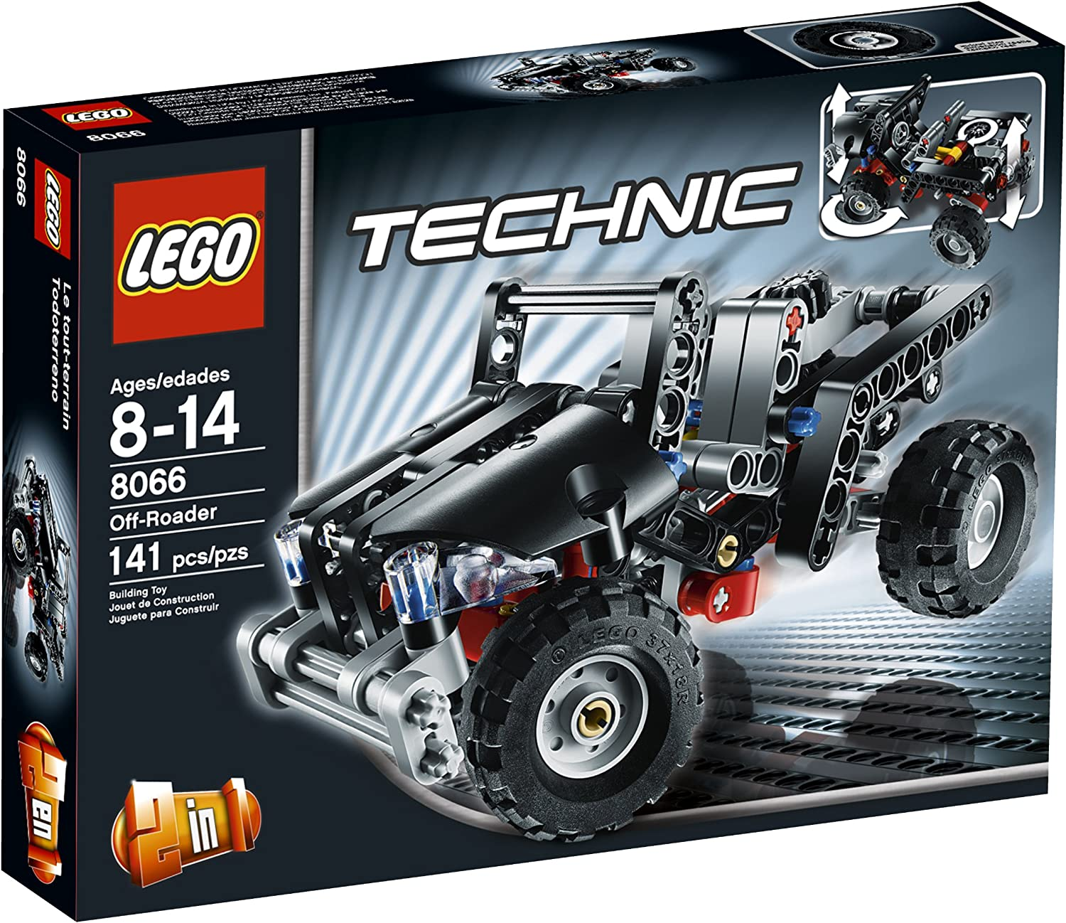 LEGO Technic Off-Roader 8066