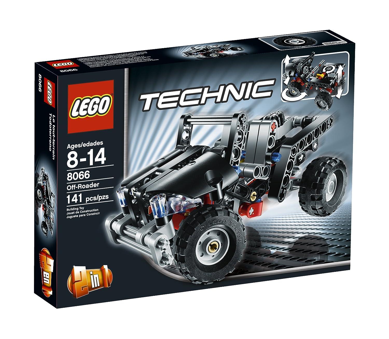 LEGO Technic Off-Roader 141pieza(s) juego de construcción - juegos de construcción, 8 año(s), 141 pieza(s), 14 año(s), 12 cm, 7 cm