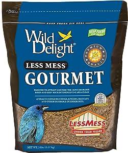 Wild Delight Less Mess Gourmet Food, 5lb