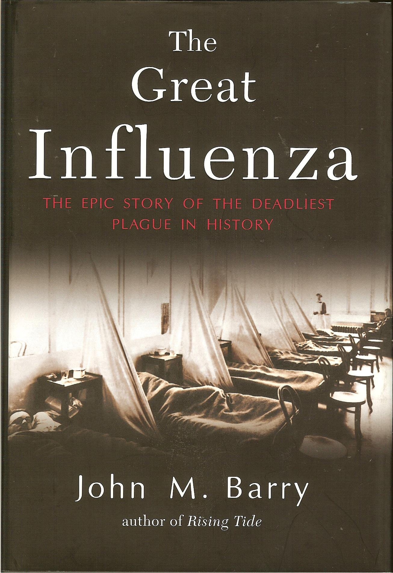 Great Influenza Deadliest Plague History product image