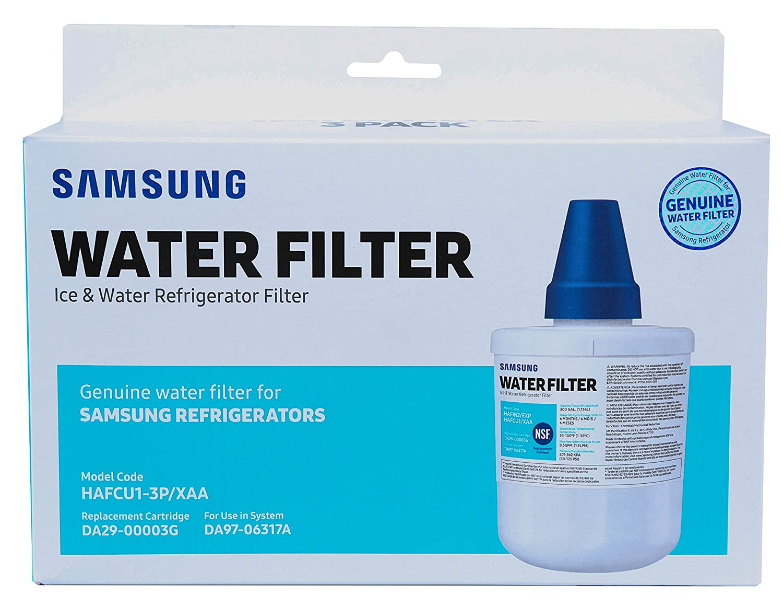 Amazon.com: Samsung DA29-00003G Aqua-Pure Plus - Filtro de ...