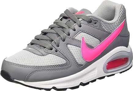 Nike Air MAX Command (GS), Zapatillas de Trail Running para Mujer, Gris (Wolf Grey/Hyper Pink/Cool Grey 069), 38 EU: Amazon.es: Zapatos y complementos