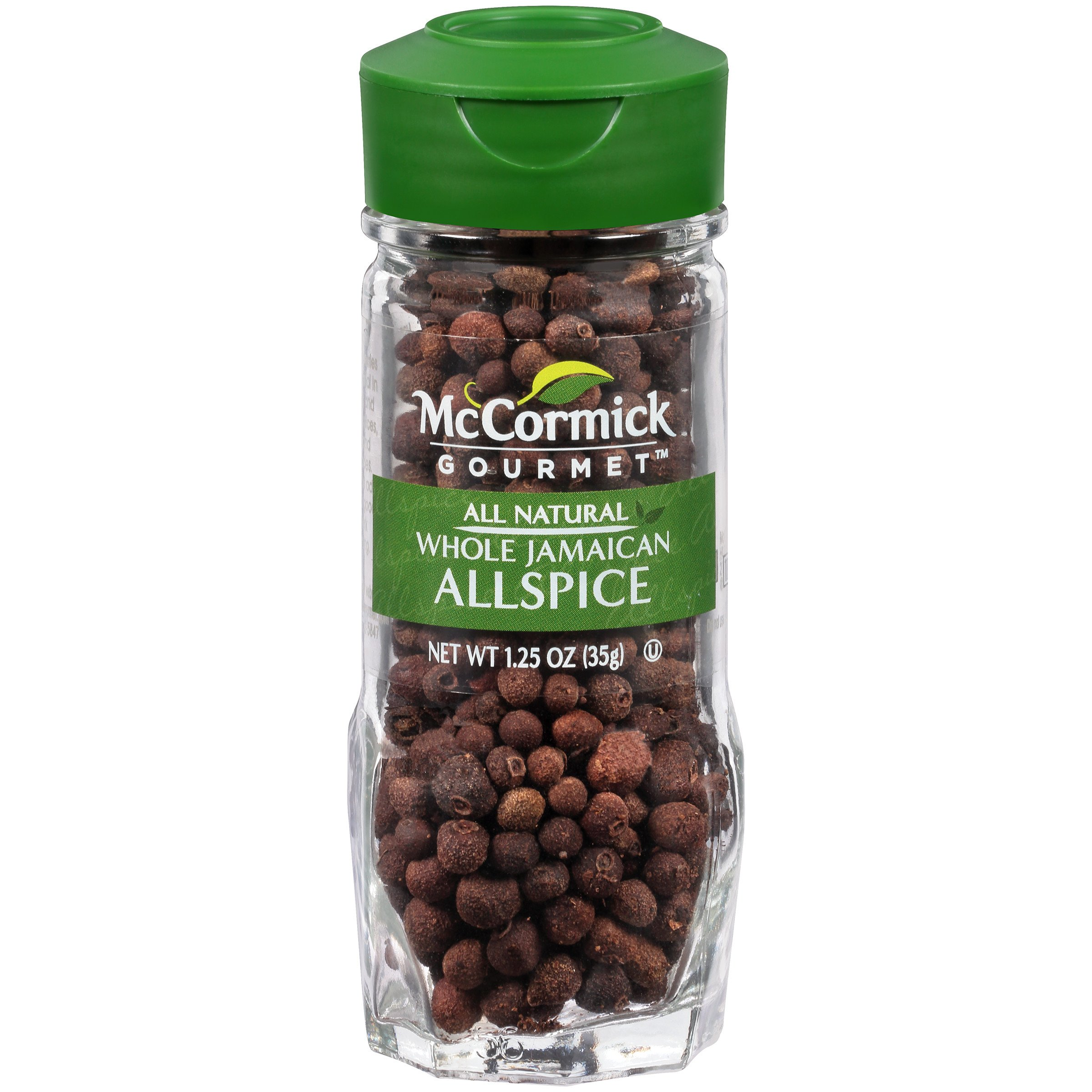 McCormick Gourmet Whole Jamaican Allspice, 1.25 oz (Pack of 3)
